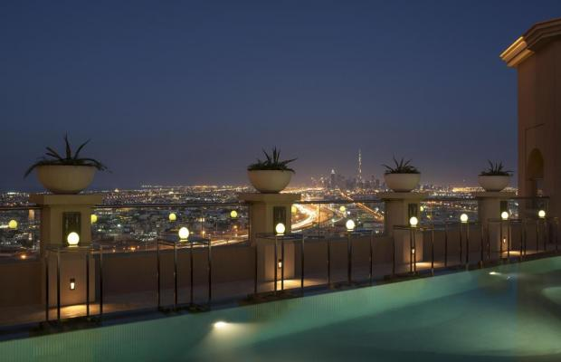 фото Sheraton Dubai Mall of the Emirates (ex. Pullman Dubai Mall of the Emirates) изображение №6