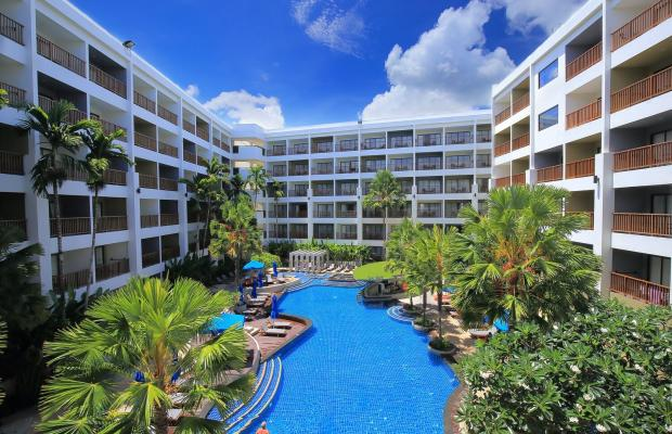 фото отеля Deevana Plaza Phuket Patong (ex. Mercure Patong Phuket) изображение №1