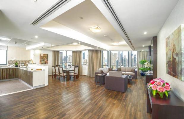 фото отеля City Premiere Marina Hotel Apartments изображение №13