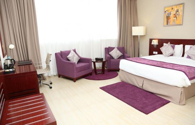фотографии отеля Landmark Hotel Fujairah изображение №7
