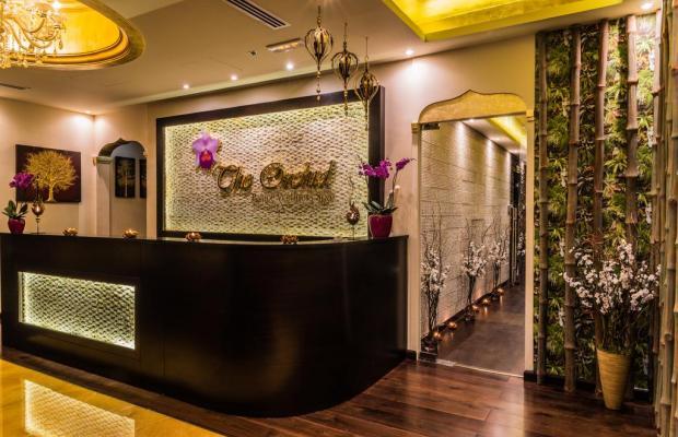 фото отеля Mercure Dubai Barsha Heights Hotel Suites & Apartments (ех. Yassat Gloria Hotel Apartments) изображение №21