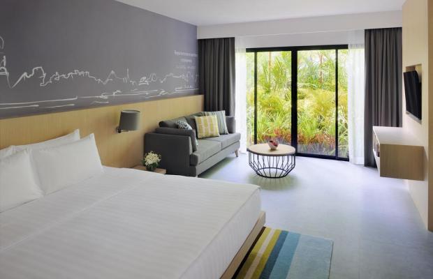 фото Movenpick Resort and Spa Karon Beach (ex. Crowne Plaza) изображение №10