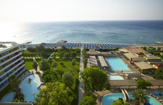 фото отеля Esperides Beach Family Resort изображение №1