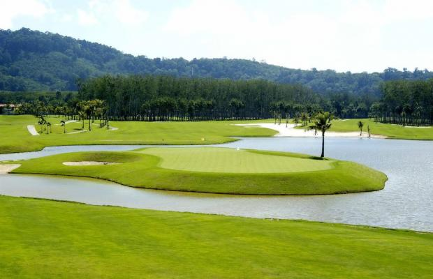 фото отеля Mission Hills Phuket Golf Resort & Spa изображение №61