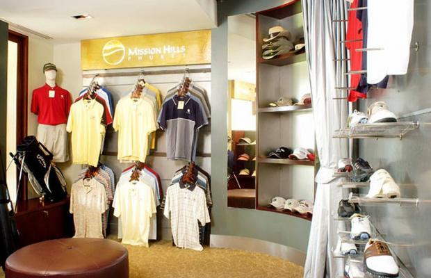 фотографии отеля Mission Hills Phuket Golf Resort & Spa изображение №3