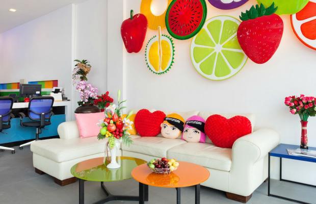 фотографии отеля The Frutta Boutique изображение №23