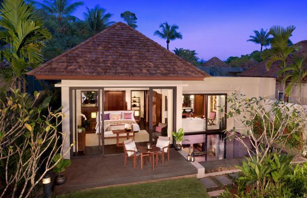 фотографии отеля Anantara Phuket Layan Resort изображение №23