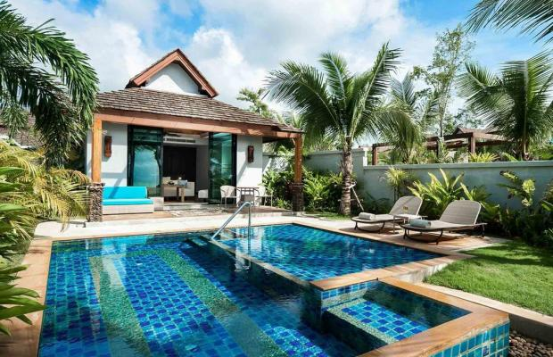 фотографии отеля Pullman Khao Lak Katiliya Resort and Villas (ex. Le Meridien Khao Lak Beach & Spa Resort) изображение №3