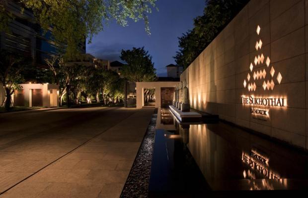 фото отеля The Sukhothai  изображение №17