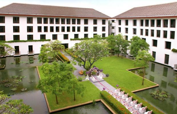 фото отеля The Sukhothai  изображение №1