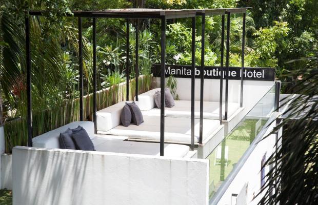 фотографии отеля Manita Boutique изображение №23