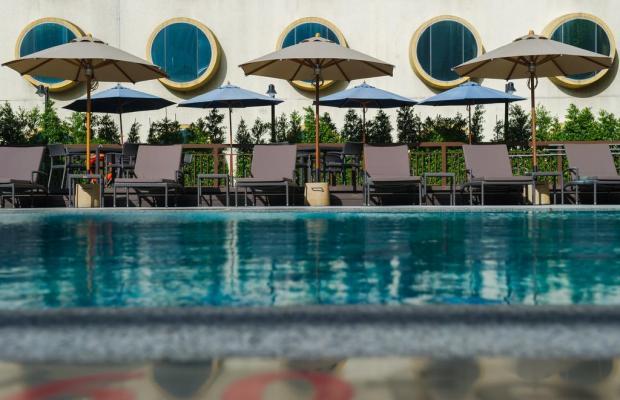 фотографии отеля Holiday Inn Silom изображение №19