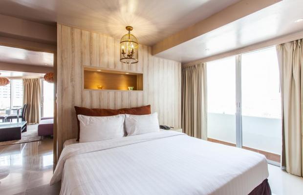 фотографии отеля Patong Heritage (ex. Montana Grand Phuket ) изображение №23