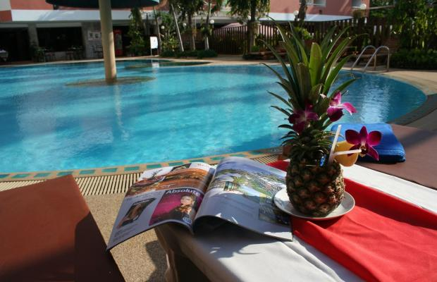 фото отеля Pattaya Hiso Hotel (ex. Hyton Pattaya; Grand Central Pattaya) изображение №9