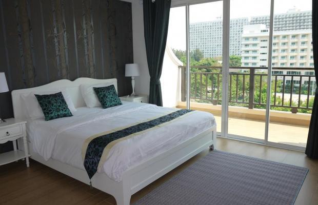 фотографии отеля Jomtien Beach Penthouses изображение №35