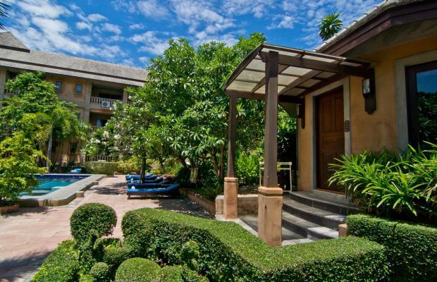 фотографии отеля Plumeria Serviced Apartment изображение №35
