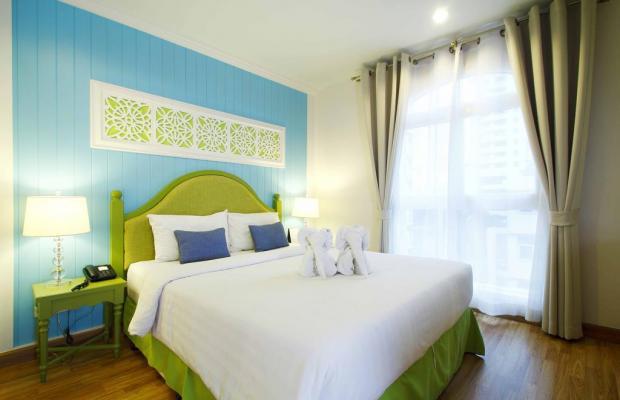 фотографии отеля Salil Hotel Sukhumvit Soi 8 изображение №11