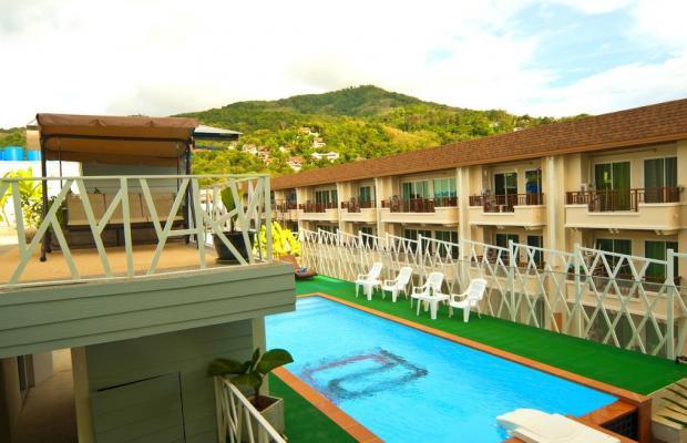 фотографии отеля PJ Patong Resortel изображение №23