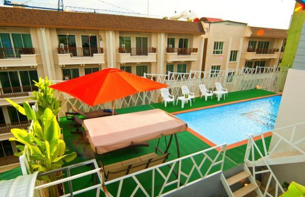 фото отеля PJ Patong Resortel изображение №21