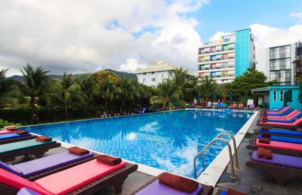 фото отеля Samui Verticolor Hotel (ex.The Verti Color Chaweng) изображение №1