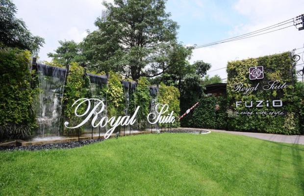 фотографии отеля Royal Suite Boutique Residence изображение №31