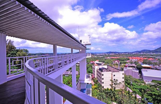 фотографии Hilltop Hotel by the Lantern Group (ex. The Sky Dream Hotel) изображение №12