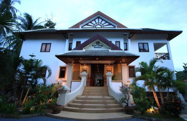 фотографии отеля Royal Cottage Residence изображение №23
