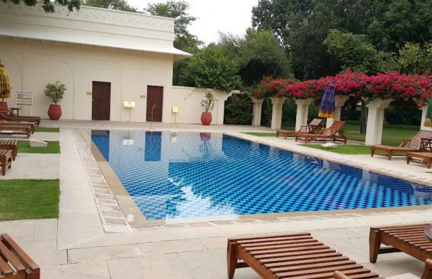 фотографии отеля  The Oberoi Vanyavilas Ranthambhore изображение №27