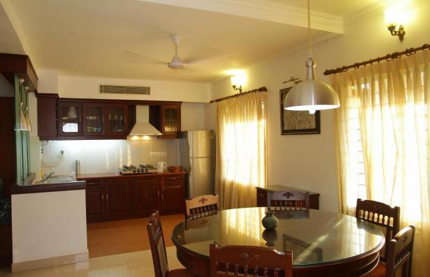 фото Fort Beach Service Apartment изображение №22