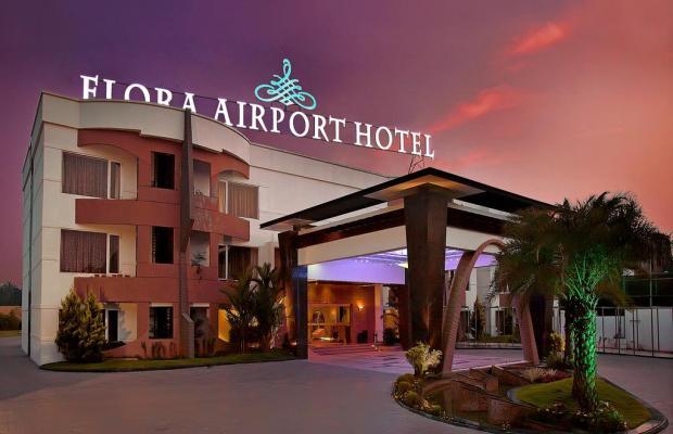 фотографии отеля Flora Airport Hotel изображение №3