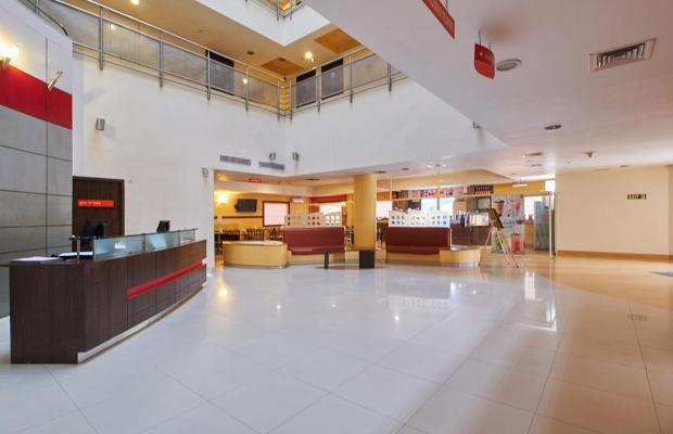 фото отеля Ginger Trivandrum изображение №21