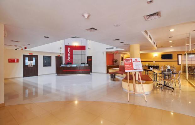 фото отеля Ginger Trivandrum изображение №17