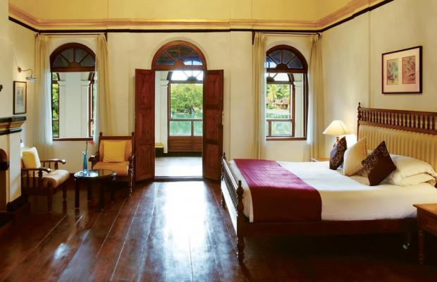 фотографии отеля Vivanta by Taj - Kumarakom (ex. Taj Garden Retreat Kumarakom) изображение №19