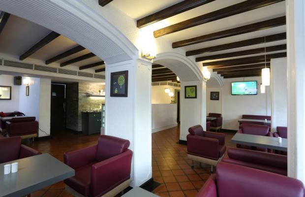 фото отеля The International Hotel изображение №21