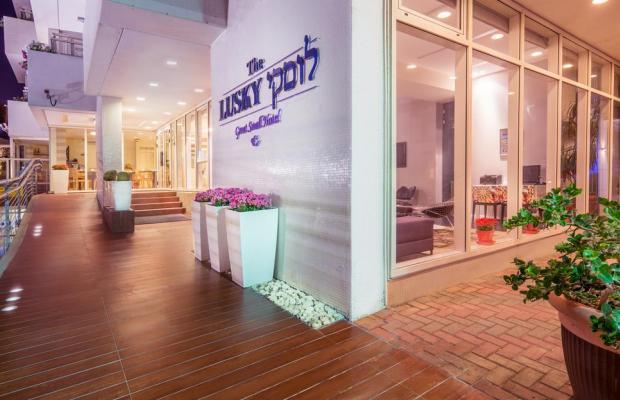 фотографии отеля Lusky Rooms Suites изображение №7