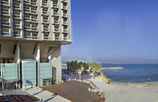 фотографии отеля Carlton Tel-Aviv изображение №31