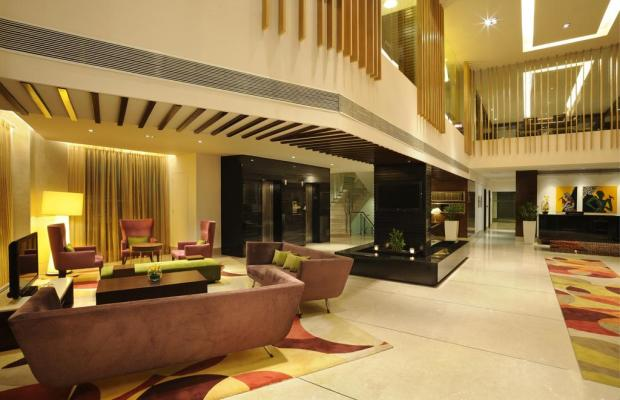 фото Four Points by Sheraton Ahmedabad (ex. Royal Orchid Central) изображение №14