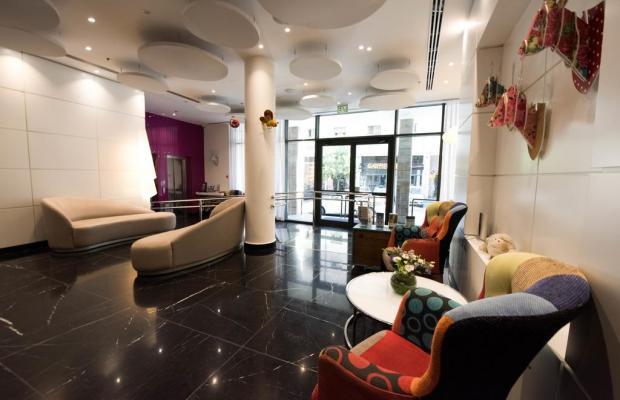 фотографии отеля Eyal Hotel изображение №31