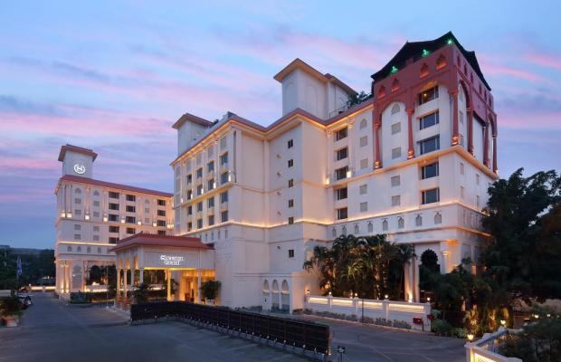 фото Sheraton Grand Pune Bund Garden Hotel (ех. Le Meridien Pune) изображение №30