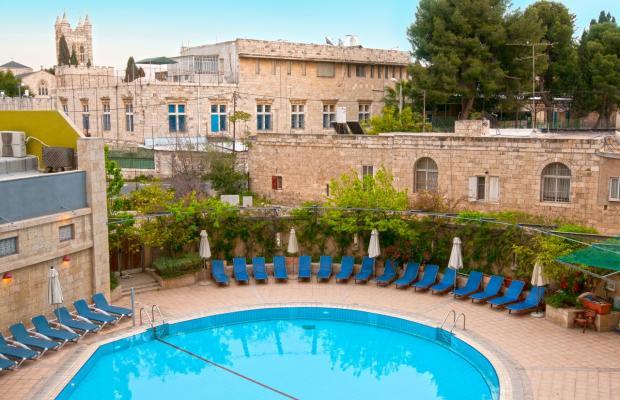 фотографии отеля Leonardo Jerusalem (ex. Moriah Classic) изображение №39