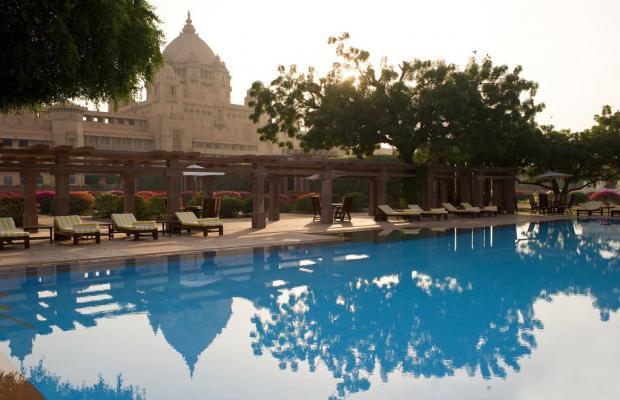 фотографии Taj Umaid Bhawan Palace изображение №40