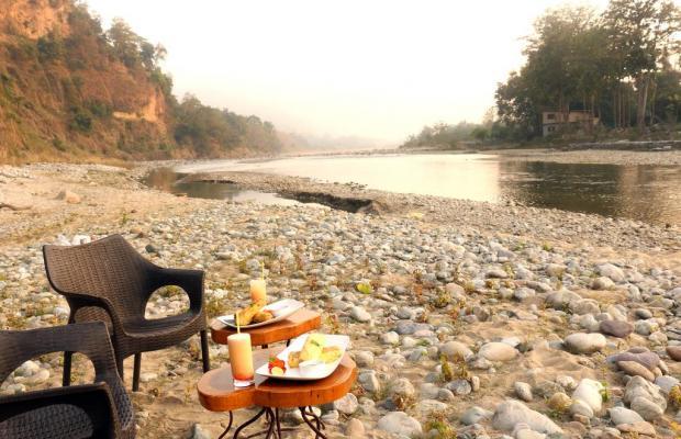 фотографии отеля Corbett Riverside Resort изображение №7