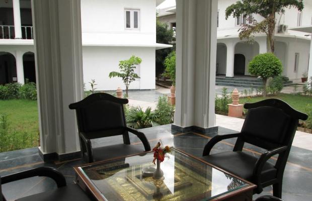 фотографии отеля Udai Vilas Palace изображение №3