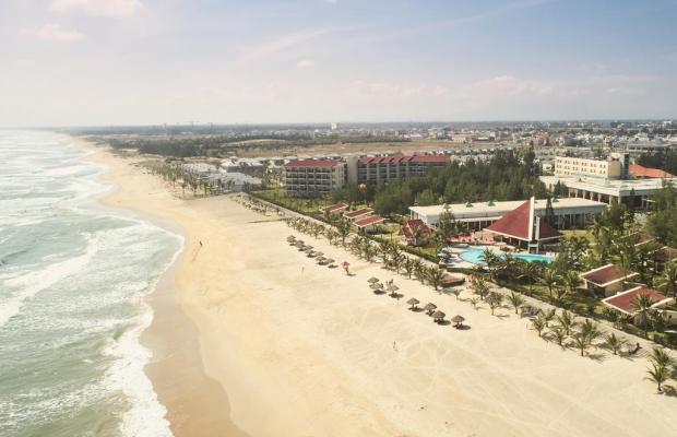 фотографии отеля Centara Sandy Beach Resort Danang изображение №19