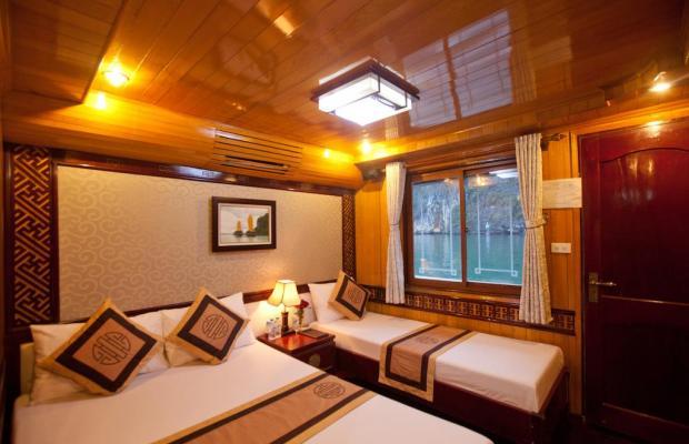 фото отеля Alova Gold Cruises Ha Long изображение №13