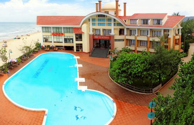 фото отеля Vungtau Intourco Resort изображение №1