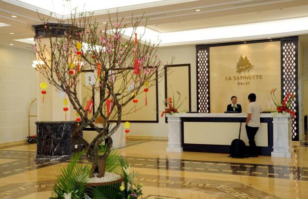 фотографии отеля La Sapinette Hotel изображение №15