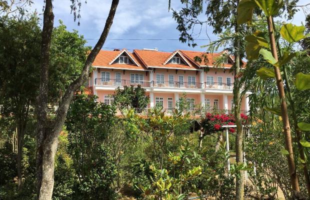 фотографии отеля Terrasse Des Roses Villa изображение №27