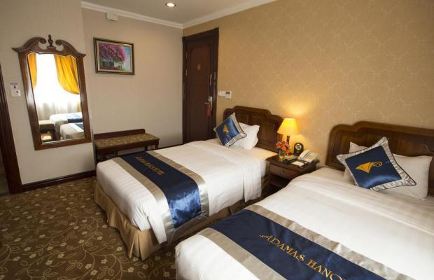 фотографии Adamas Hanoi Hotel (ех. Demantoid 2 Hotel; Platinum 2) изображение №12