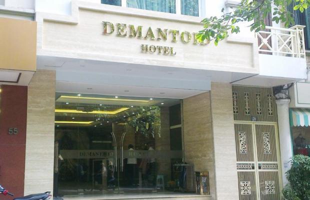 фото отеля Adamas Hanoi Hotel (ех. Demantoid 2 Hotel; Platinum 2) изображение №1